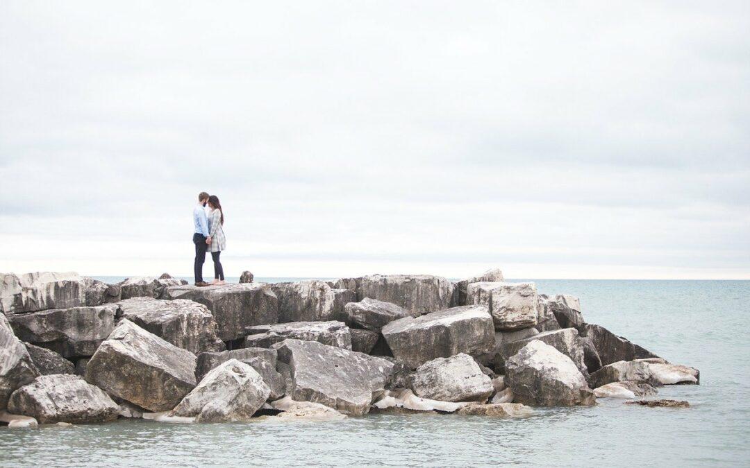Het zogenaamde geheim voor een gelukkige relatie