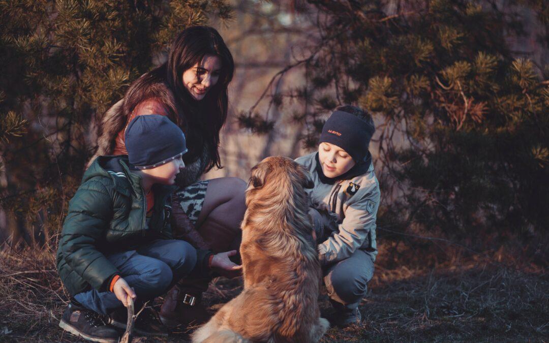 Wie staat op de eerste plaats in jullie samengesteld gezin?